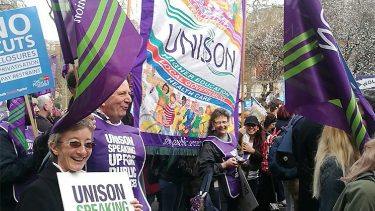 UNISON Aberdeen City – the public service union