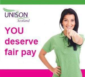 You deserve fair pay