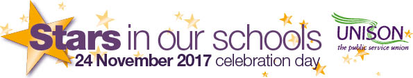 Stars in our schools celebration day - 24 November 2017