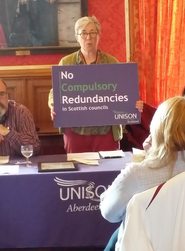 UNISON commits to No Compulsory Redundancies