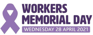 International Workers Memorial Day 2021