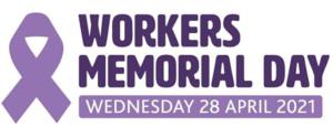 International Workers Memorial Day 2021